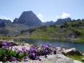 atgölü ve geride verçenik dağı